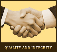 Expert Advice - Quality and Integrity