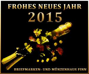 Frohes neues Jahr 2015!!!